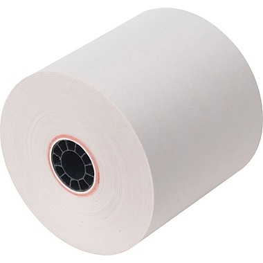Staples® Adding Machine Roll, 2 3/4in.W x 150'L