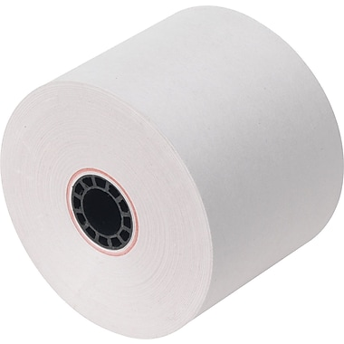 Staples 1-Ply Calculator/Cash Register Roll 2 1/4in. x 150'