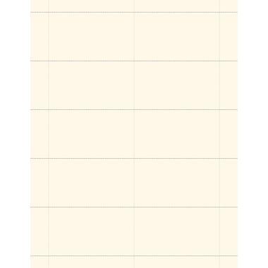 Gartner Studios Ivory Business Card, 750/Pack