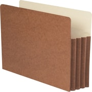 Smead® Top-Tab Tuff Pocket® Expanding File, Legal, 5 1/4 Expansion, 10/Pack