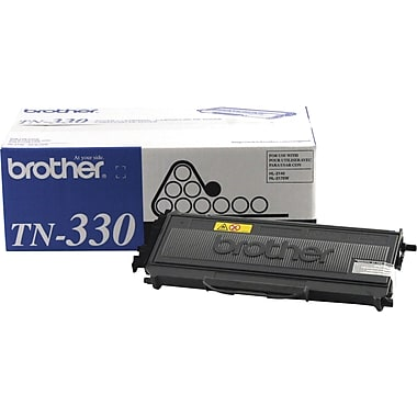 Brother TN-330 Black Toner Cartridge