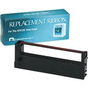 Acroprint® - Cartouche de ruban encreur de rechange pour l'horodateur ATR120