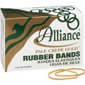 Alliance Rubber Bands, Size 33, Crepe, 3 1/2in. x 1/8in., 1 lb.
