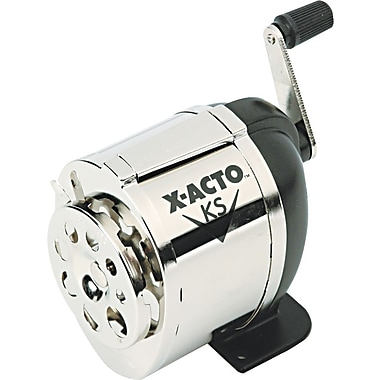 X-ACTO KS Multi-Size Manual Pencil Sharpener