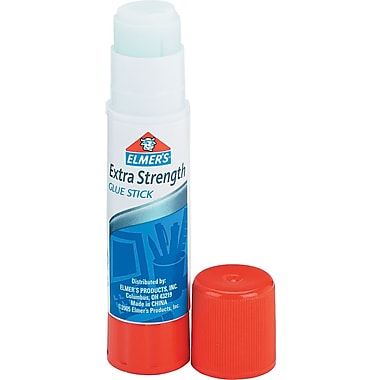 Elmer's Extra-Strength Glue Sticks, .28 oz., 24/Pack