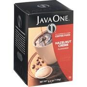 Distant Lands Coffee Coffee Pods, Hazelnut Creme, 0.3 oz, 14/Box (70506)