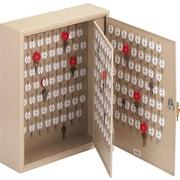 SteelMaster® Dupli-Key® Two-Tag Cabinet, 240 Key Capacity, Sand (201824003)