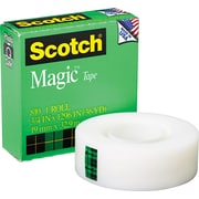 Scotch® 810 Magic™ Tape Refill Rolls, 36 Yard Rolls