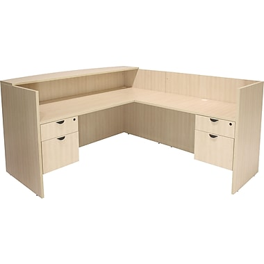 Regency Legacy Reception Desk, Maple