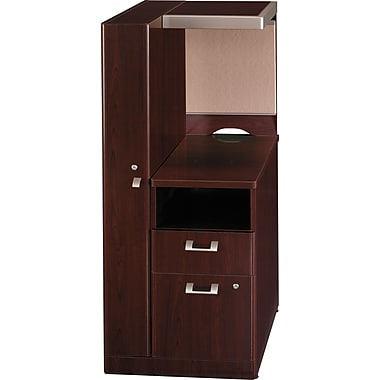 Bush Business Quantum LH Storage Tower, Harvest Cherry