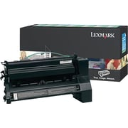 Lexmark Black Toner Cartridge (C782X1KG), Extra High Yield, Return Program