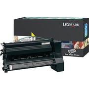 Lexmark Yellow Toner Cartridge (C782X1YG), Extra High Yield, Return Program