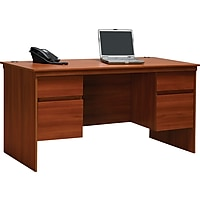 Ameriwood Executive Desk (Expert Plum)