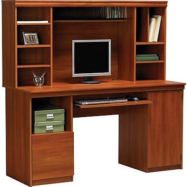 Ameriwood Furniture Executive Desk With File Drawers Expert