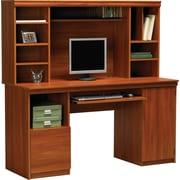 Ameriwood® Tiverton Computer Workcenter, Expert Plum