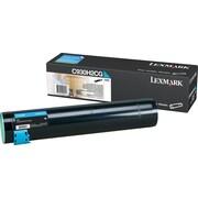 Lexmark C930H2CG Cyan Toner, High Yield