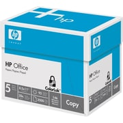 HP Office Paper, 8 1/2 x 11 , Half Case