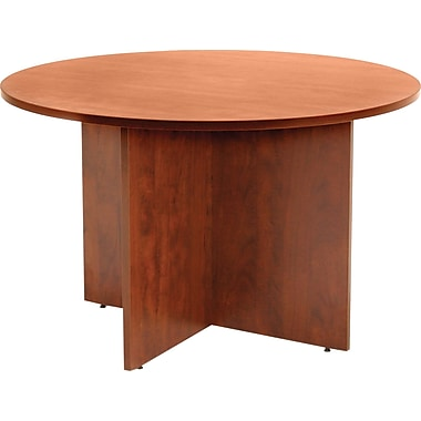 Regency Legacy 47in. Round Conference Table, Cherry