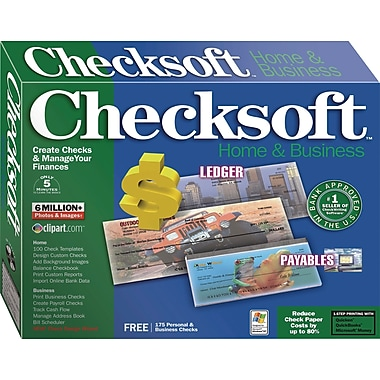Checksoft Home & Business 2007 [Boxed]