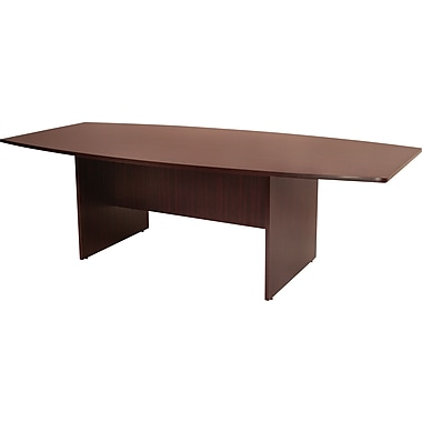 Regency Legacy 95in. Boat Conference Table, Mahogany