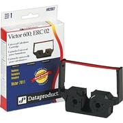 Dataproducts Nylon Ribbon, Casio DL/DR/KR/PR/R Series Calculators, Black/Red