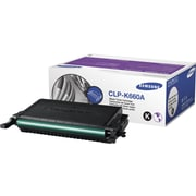 Samsung® Black Toner Cartridge (CLP-K660A)