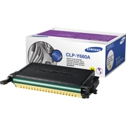 Samsung® Yellow Toner Cartridge (CLP-Y660A)