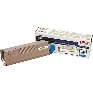 OKI 43487735 Cyan Toner Cartridge