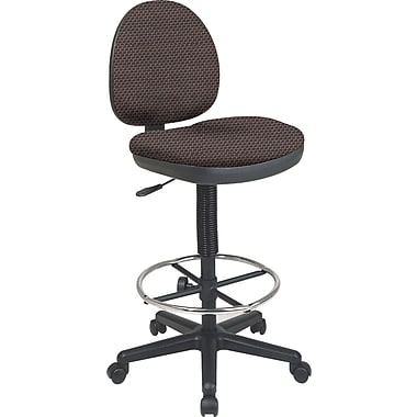 Office Star Custom Drafting Chair, Taupe