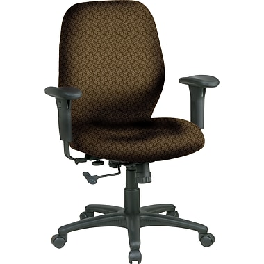 Office Star® Custom Mid-Back Managers Chair, Nugget