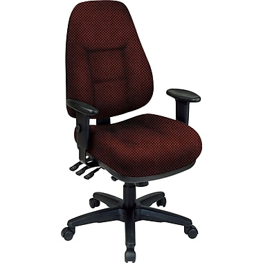 Office Star® Super Ergonomic High-Back Chairs