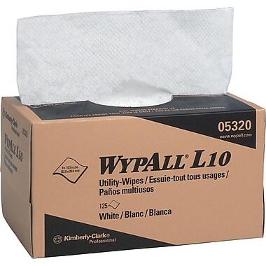Kimberly-Clark® WypAll® L10 Utility Wipers