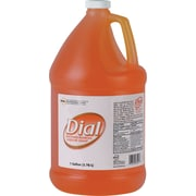 Dial® Antimicrobial Hand Soap Gel, Refill, 1 gal.