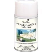 TimeMist® Yankee Candle® Air Freshener Refill, Clean Cotton, 6.6 oz.