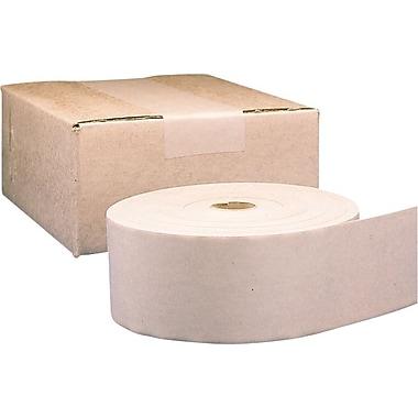 Ruban d'emballage kraft non renforcé, 3 po x 600 pi (76 mm x 182 m), 1 mil
