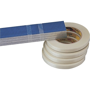 3M Scotch 893 Heavy-Duty Filament Tapes, 6-mil