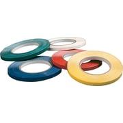 """Bag-Sealing Tape, 3/8"""" x 540', 6/Case"""