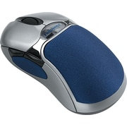 Fellowes 98904 HD Precision Cordless Mouse, Silver/Blue
