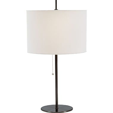 Fangio Incandescent/CFL Table Lamp, Black