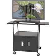 Balt® Wide Body Flat Panel TV Cart