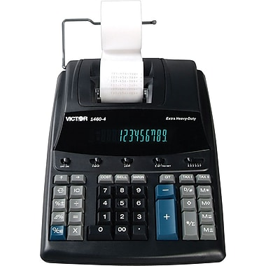 Victor 1460-4 2 Color Printing Calculator