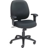 Staples® Haydn Fabric Task Chair, Black