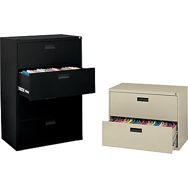 MBI 400 Series 36in. Wide Lateral File Cabinets