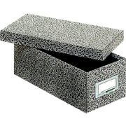 "Globe-Weis® 3"" x 5"" Index Card Files"