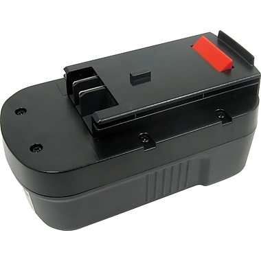 Lenmar Replacement Battery For Black & Decker CD182K-2, Firestorm FS1800ID