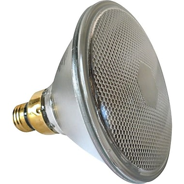 90 Watt Bulbrite PAR-38 Halogen Floodlights, Clear