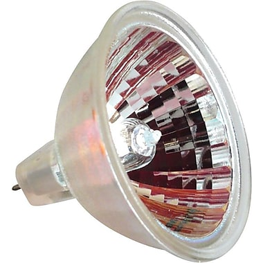 50 Watt Bulbs.com MR-16 Halogen EXN Flood Bulbs, Clear, 20/Pack
