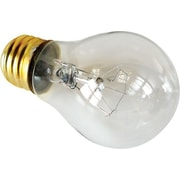 40 Watt SLI Incandescent A-15 Appliance Bulbs, Clear, 8/Pack