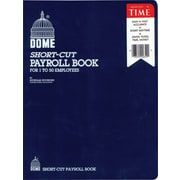 Dome® Shortcut Payroll Books