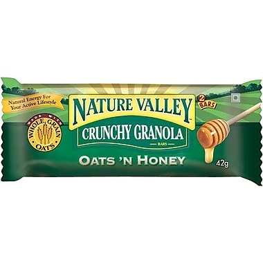 Nature Valley® Oats & Honey Granola Bars, 1.5 oz. Packs, 18 Packs/Box